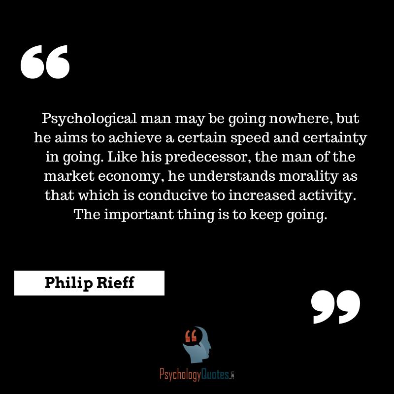 Philip Rieff quotes