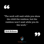 -Erik Erikson #education quotes teacher quotes psychology quotes