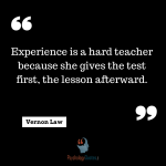 Vernon Law sports psychology quotes educational psychology quotes